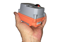 <p>The compact Series 20 Basic electric actuator uses a set of internal cams which strike micro-switches to control the open and closed positions, and another set to provide end of travel position confirmation. Available as either an on-off, or failsafe electric actuator. Select from the tabs below for product information. Our basic 20 series has a number of basic features as standard including IP67 ABS housing as standard (aluminium cover available as an option) F03/04/05 x 14mm ISO 5211, internal Space Heater and end of travel limit switches. Supplied with 0.8m flying lead for customer termination.</p>